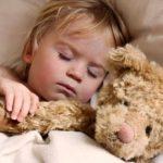 Нерегулярный режим сна у детей приводит к плохому поведению