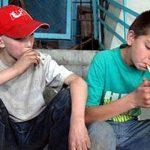 Пагубное действие курения на детей