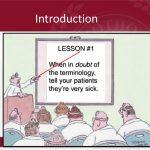Медицинские термины на английском