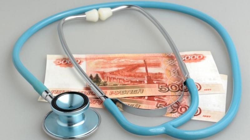 какая зарплата у врачей