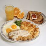 Хороший белковый завтрак подавляет аппетит в первой половине дня