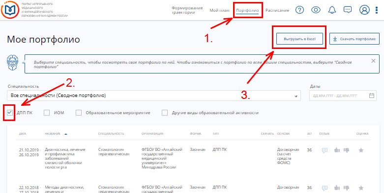 ДПП ПК для портфолио аккредитации